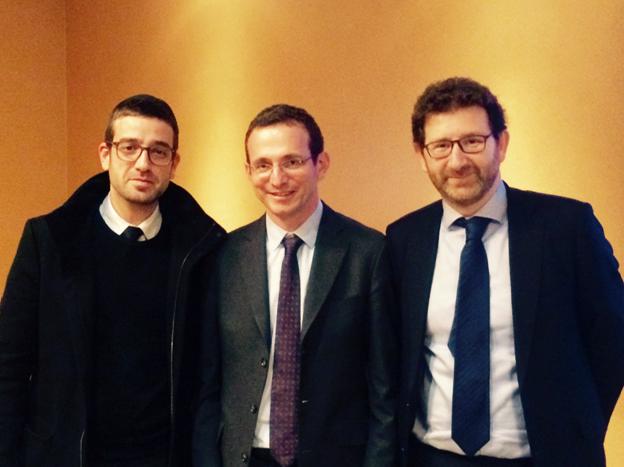 Conférence économique annuelle 2015 à Tel Aviv - Groupe Edmond de Rothschild 2