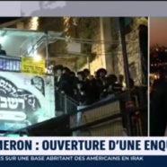 Interview i24 News – Me Debborah Abitbol – Suite au Drame du Mont Méron